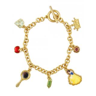 Disney Couture Princess Snow White Charm Bracelets 白雪姫 小人 ブレスレット