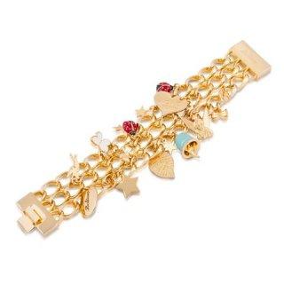 Disney Couture Tinker Bell Chain&Charm Bracelets ティンカーベル ブレスレット