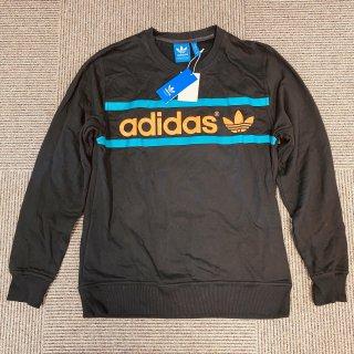 Adidas Originals アディダスオリジナル M Logo Crew トレーナー