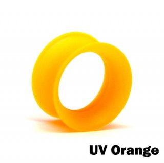 Kaos Softwear カオスソフトウェア スキンアイレット シリコン 着用幅8mm UVオレンジ