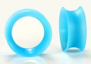 Kaos Softwear カオスソフトウェア スキンアイレット シリコン 着用幅8mm ティール