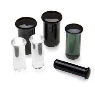 【即納】GORILLA GLASS ゴリラグラス ソーダライムグラス製 ソリッドカラー コンクピン ボディピアス