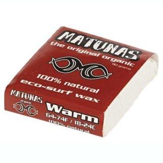 MATUNAS SURF WAX オーガニック サーフボード用 ワックス