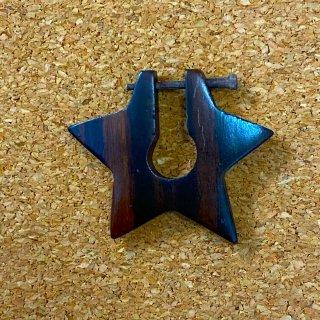 木製 ウッドピアス CC075