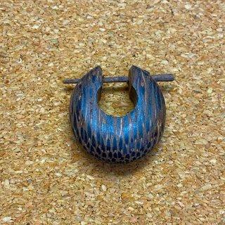 木製 ウッドピアス CC006P