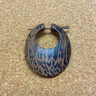 木製 ウッドピアス CC016P