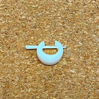ボーン骨製 ホーンピアス スモール CC426