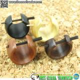 木製 ウッドピアスCC175