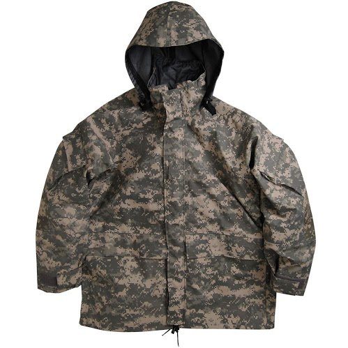 ALPHA INDUSTRIES アルファ メンズ ミリタリー 軍服 ECWCS GORE-TEX 防水パーカー 拡張式寒冷地被服