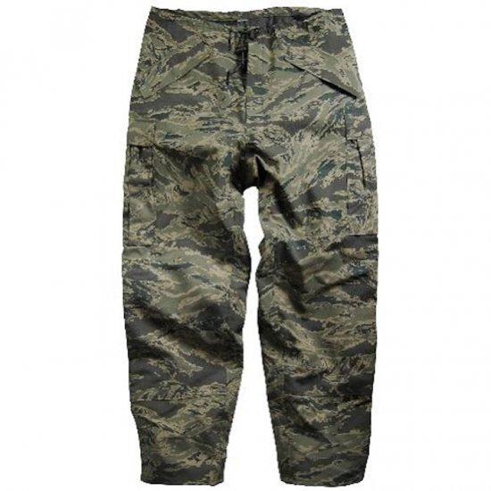 ALPHA INDUSTRIES アルファ メンズ ミリタリー 米空軍服 ECWCS GORE-TEX 防水パンツ 拡張式寒冷地被服