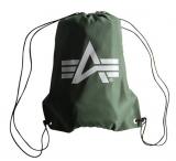 ALPHA INDUSTRIES アルファ ミリタリーNikki Bag 軍物 ナイロン製 バックパック リュック