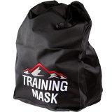 エレベイション トレーニングマスク用 耐久性抜群 持ち運びバック ELEVATION TRAINING MASK Black Drawstring Bag