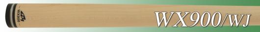 ビリヤードシャフト [メッヅ-MEZZ] WX900 WJ