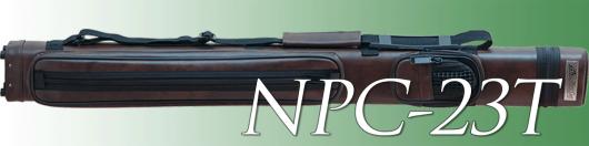 ビリヤードキューケース [メッヅ-MEZZ] [2×3ケース] NPC-23T