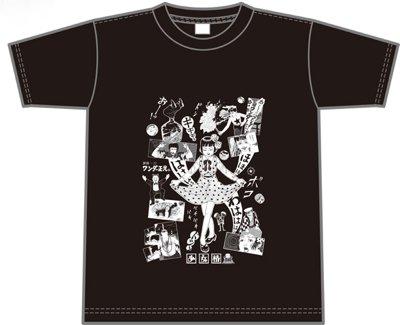 少女椿Tシャツ A