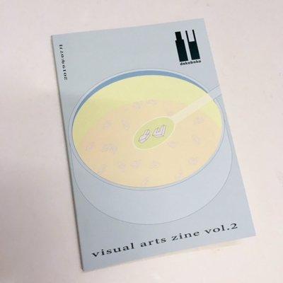 visual arts zine 凸凹dekoboko  vol.2 -dinner 晩餐 - タコシェオンラインショップ