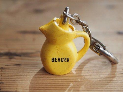 BERGER キーホルダー