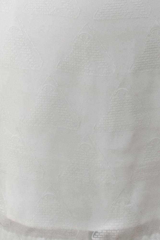 ピラミッドアイタブレット ラップスカート White