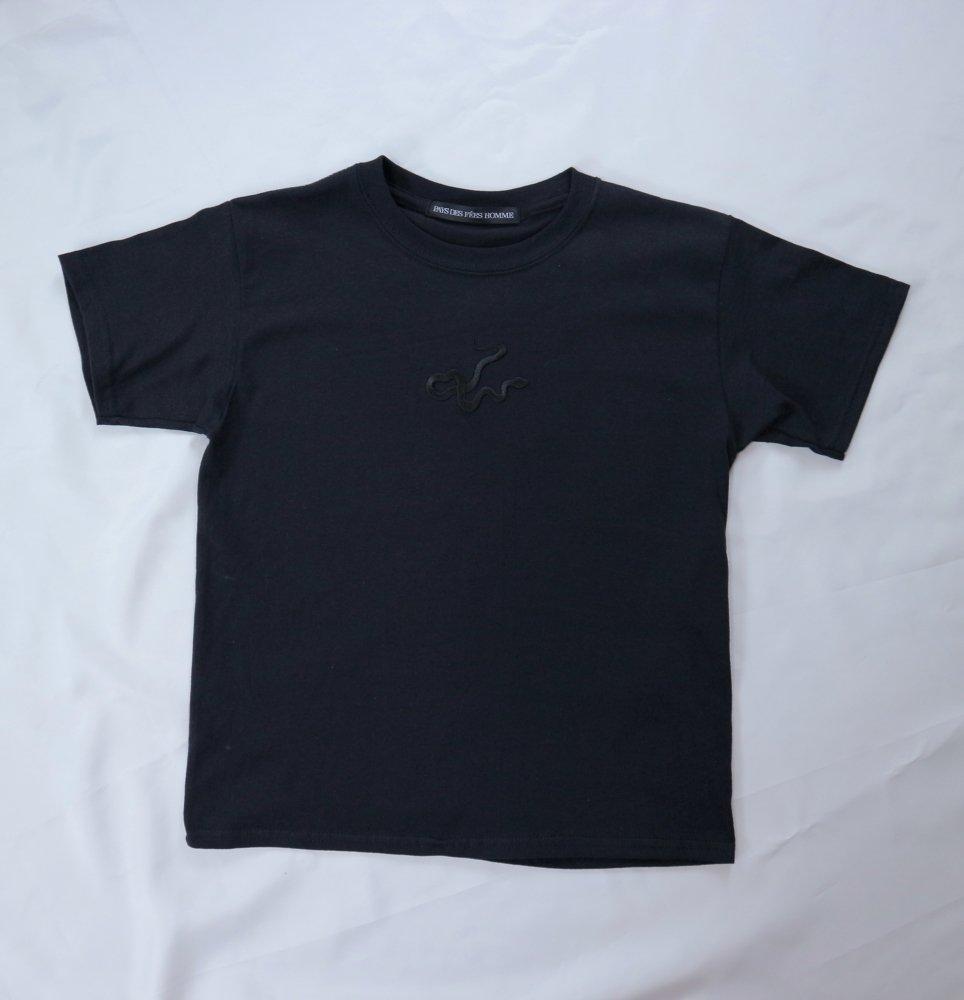 Venomous Snakes Embroidery T shirt