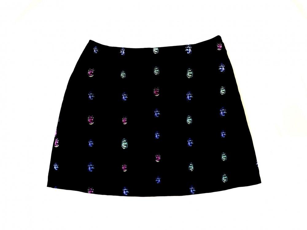 センチコガネ mini skirt