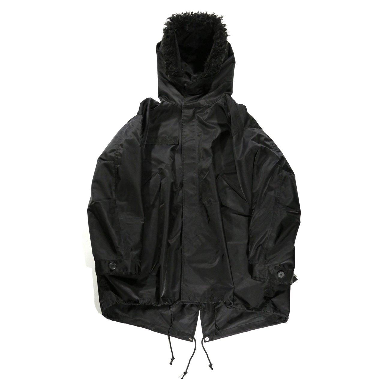 M-65 type Oversized military coat (受注商品)