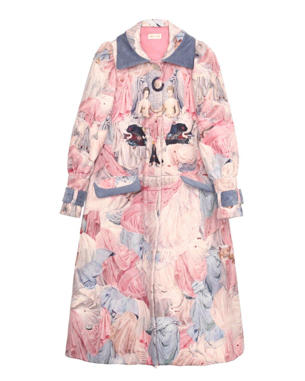 Epicure gourmet coat(ご予約・10月お届け)