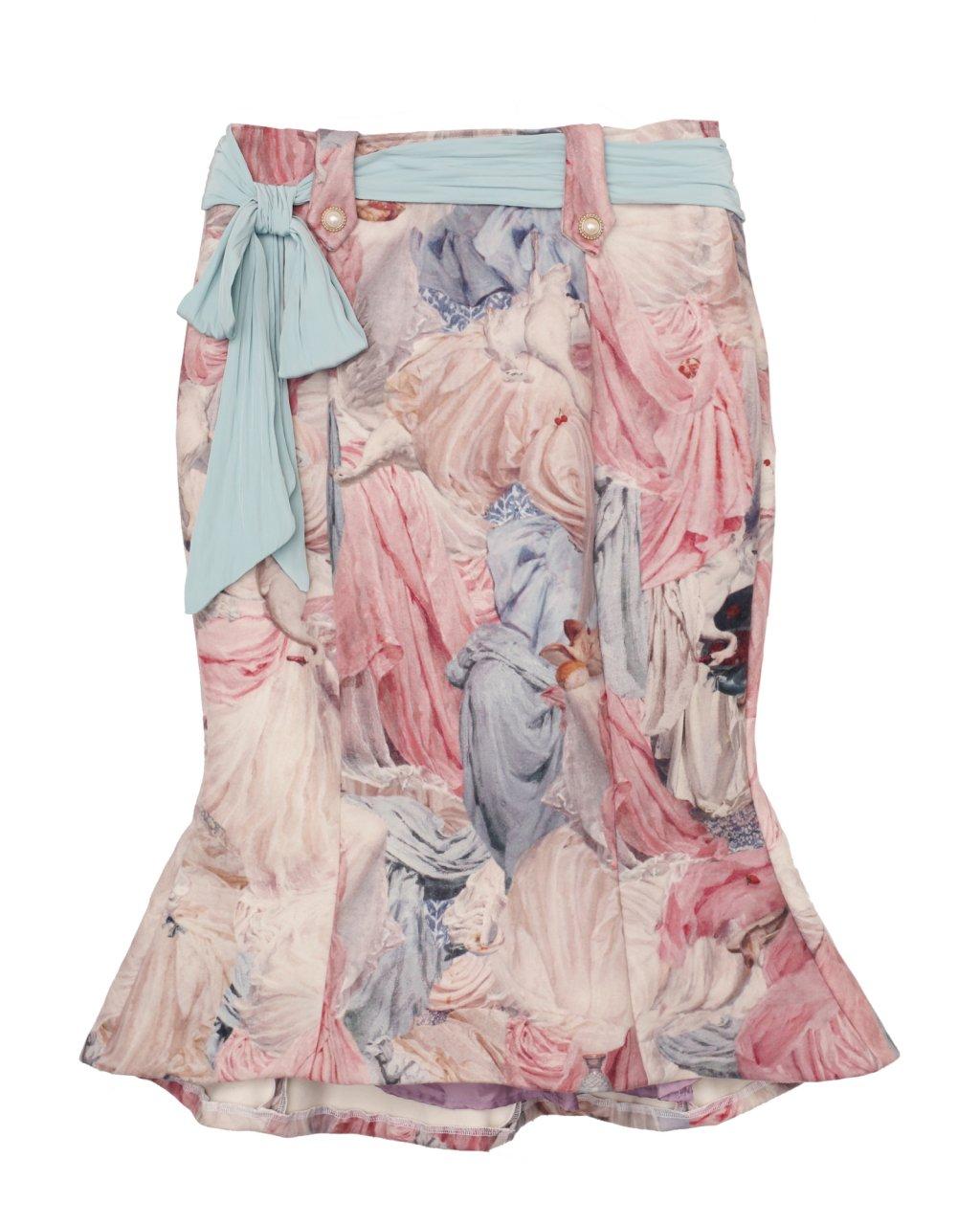 D'Estrees skirt・Epicure gourmet