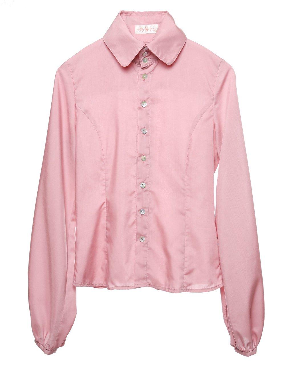 [ご予約]Balloon shirt (pink)[8月お届け]