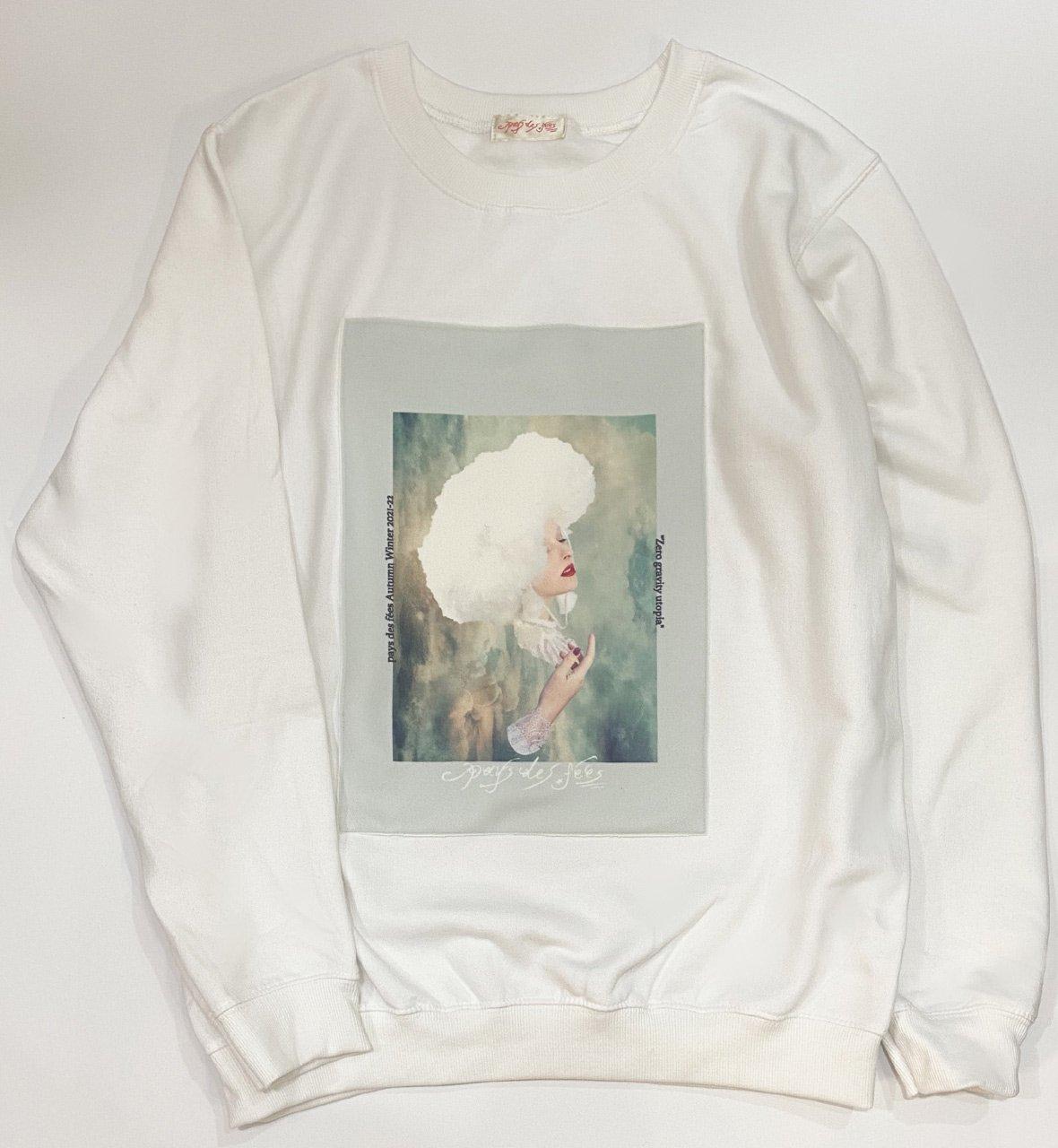 [ご予約]pullover (white)[8月お届け]