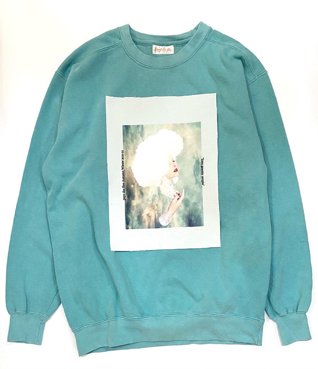 [ご予約]pullover (green)[8月お届け]