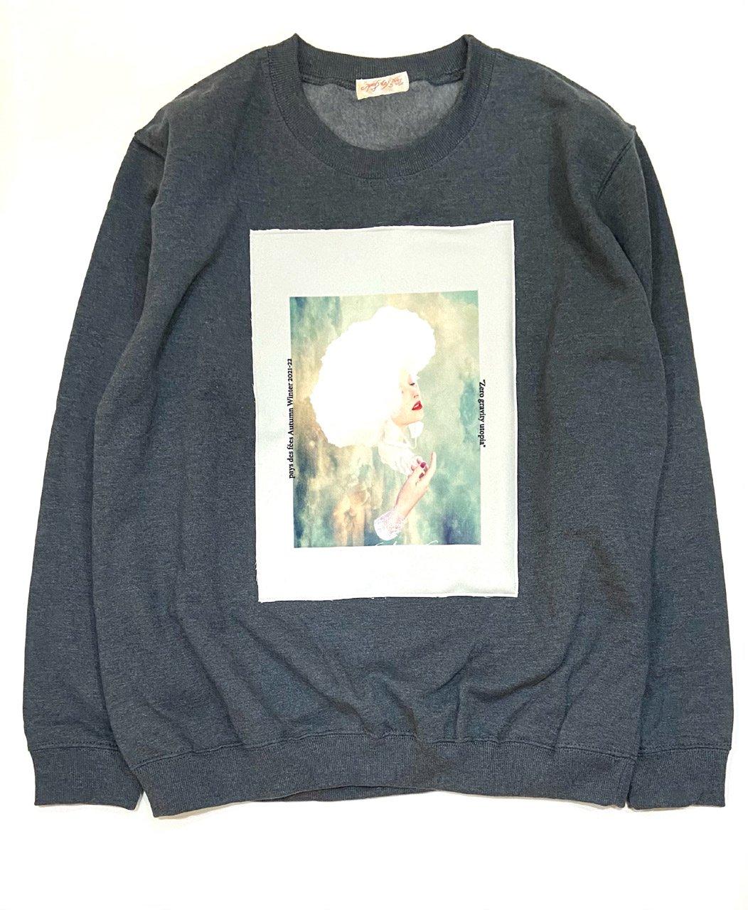 [ご予約]pullover (dark grey) [8月お届け]