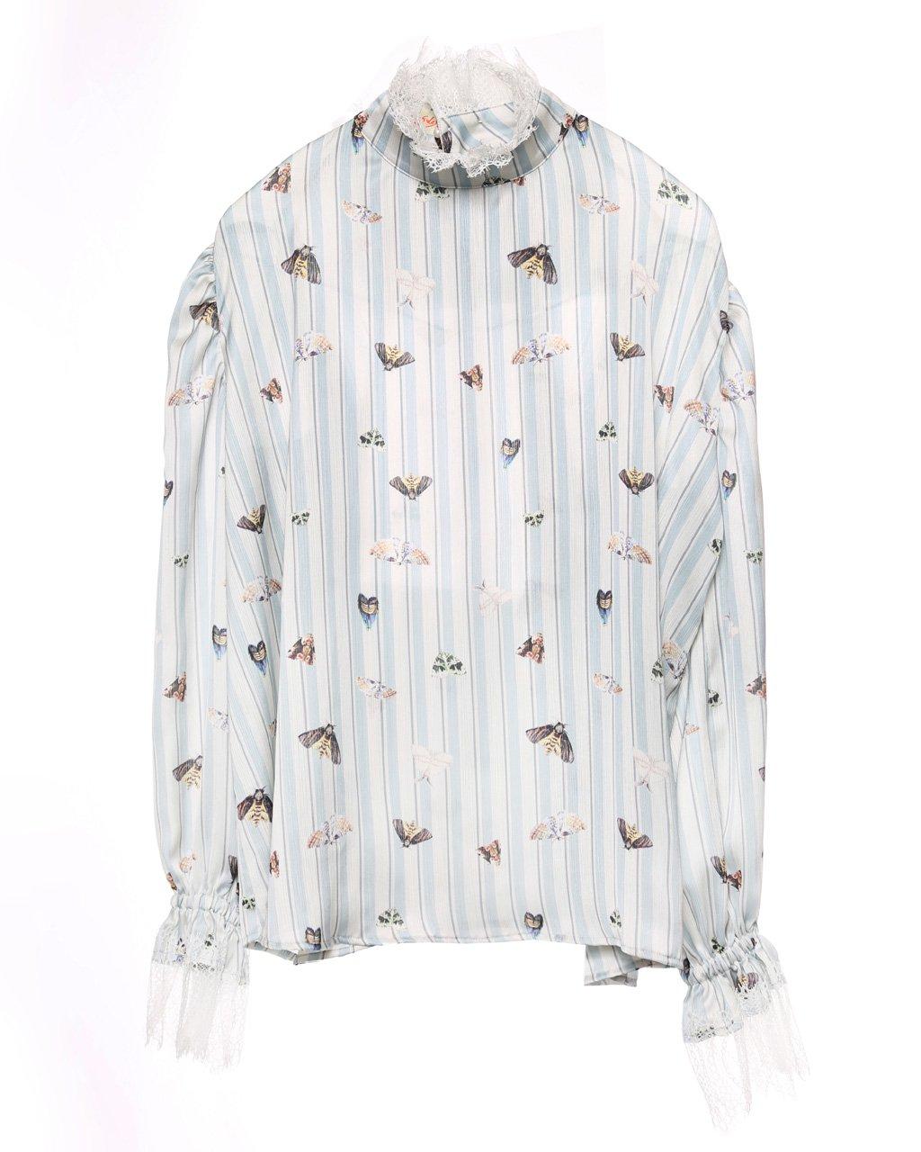 [ご予約]Moth blouse[8月お届け]