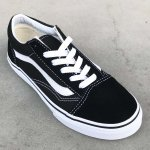 VANS(シューズ)_KID'S(キッズ)_Old School _Black/White