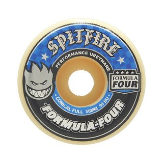 【58mm】SPITFIRE(ウィール)_F4 Conical Full_White 99a