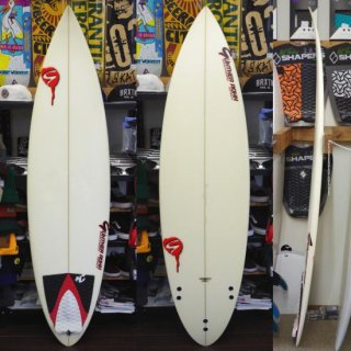 Used Surfboad_Gunther Rohn_6'2