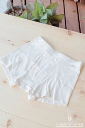 【HEMP ORGANIC COTTON】Men's ボクサーパンツ / NATURAL OFF WHITE