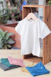 HEMP COTTON ベビー・Tシャツ / NATURAL&草木染め