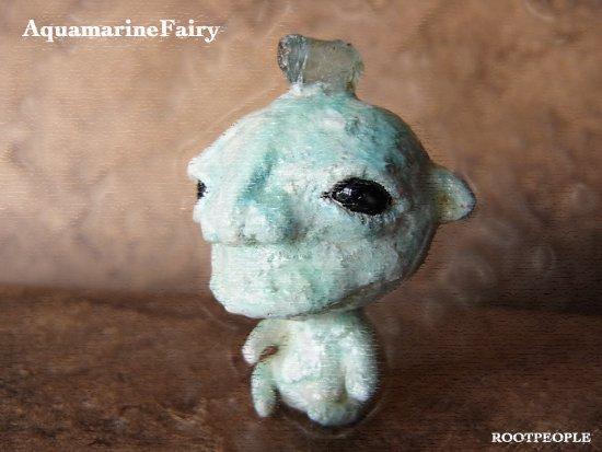 アクアマリンの妖精