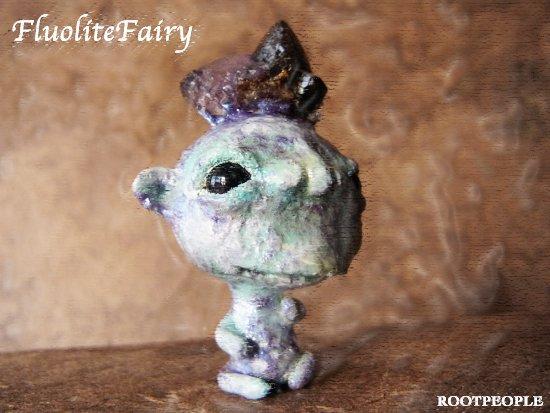 フローライトとスファレライトの妖精
