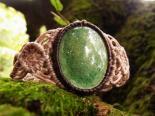 緑のブレス アベンチュリン