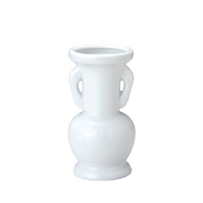 細仏花瓶 白 |仏具