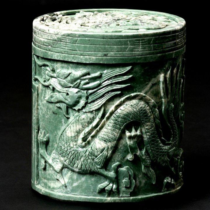 緑龍大理石|大理石の骨壷(骨壺)