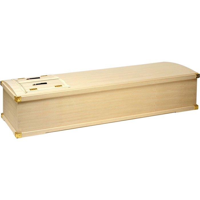 Rインロー棺 木製棺・完成棺(棺桶)