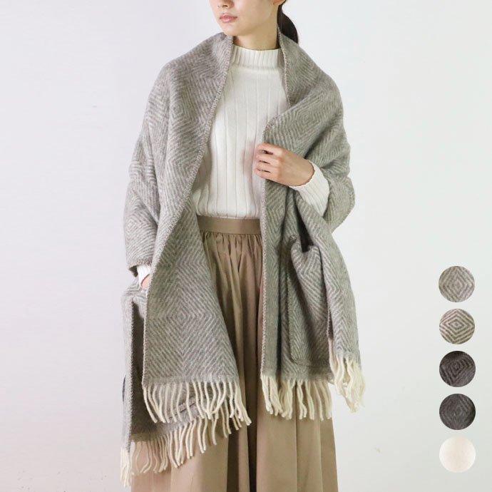 LAPUAN KANKURIT│ラプアン カンクリ [MARIA]pocket shawl全2色