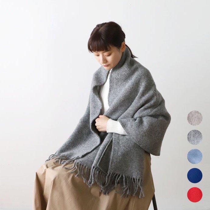 LAPUAN KANKURIT│ラプアン カンクリ[UNI]pocket shawl 全3色