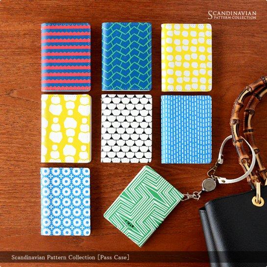 Scandinavian Pattern Collection   パスケース