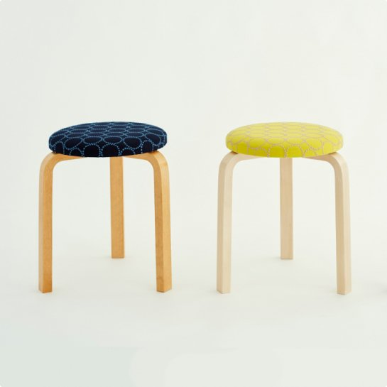Artek│アルテック スツール 60[Stool 60 mina perhonen series 1]
