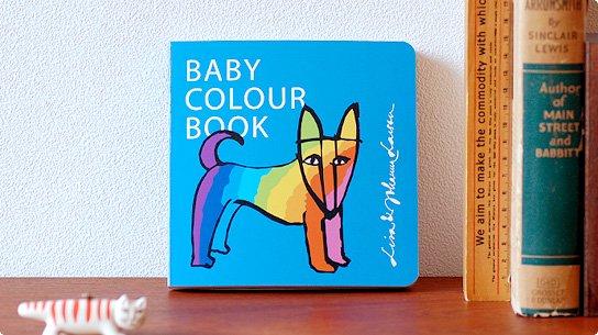 Lisa Larson│リサ・ラーソン BABY COLOUR BOOK