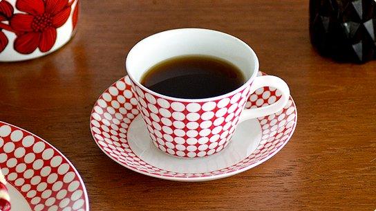 Gustavsberg│グスタフスベリ[EVA(エヴァ)]コーヒーカップ&ソーサー