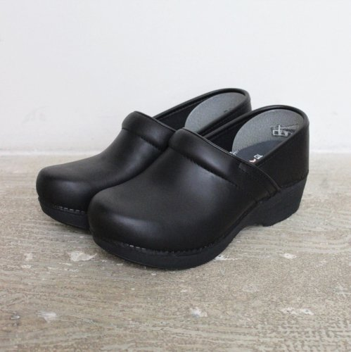 DANSKO / プロ XP 2.0 Black Waterproof Pull Up